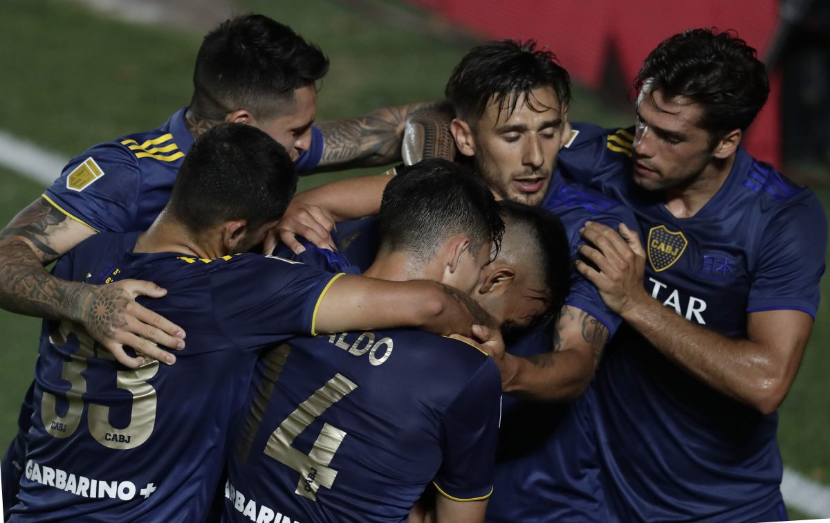 Boca igualó con Argentinos y se clasificó a la final de la Copa Maradona, River quedó fuera