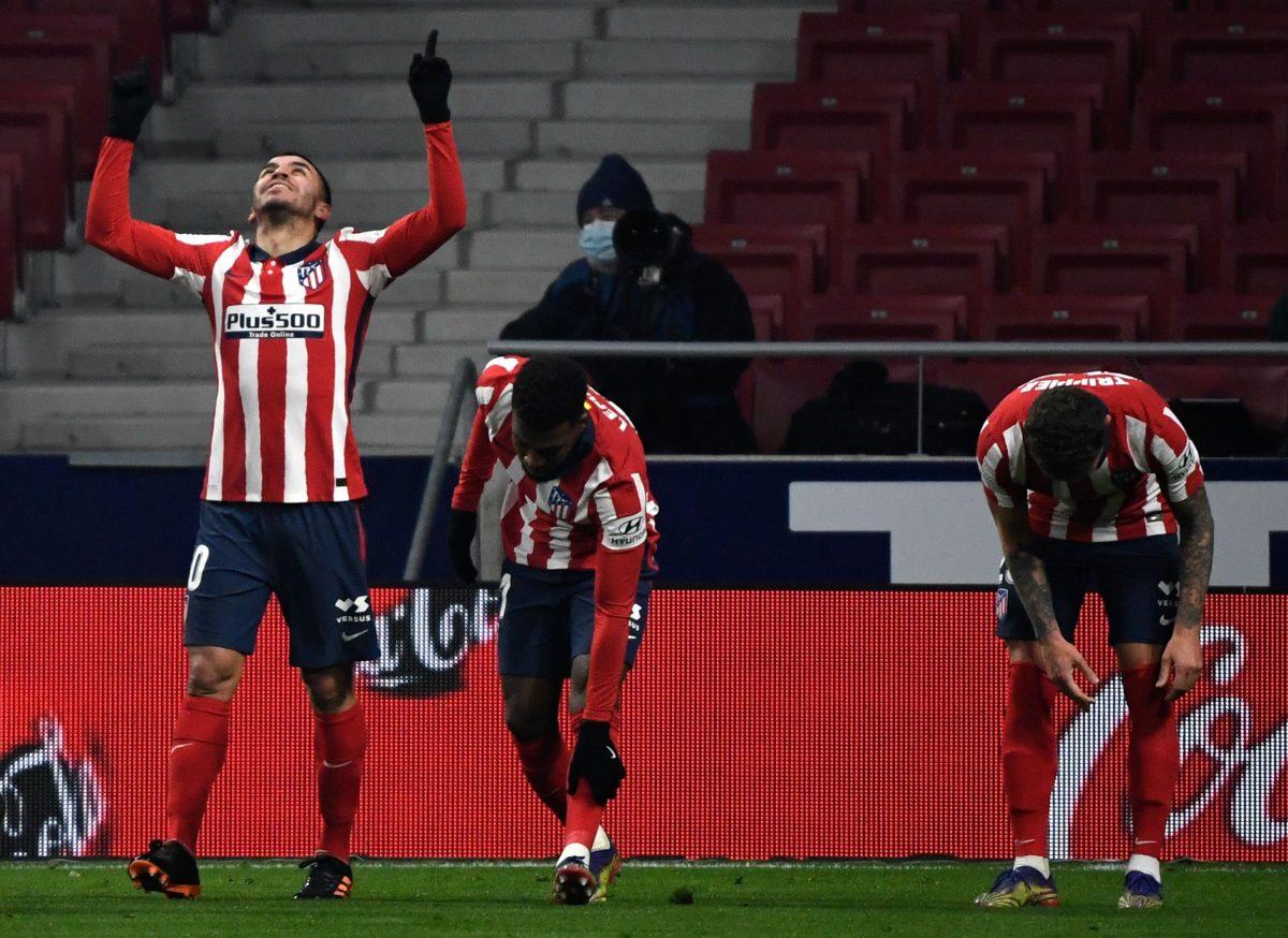 El Atlético de Madrid del Cholo Simeone es campeón de invierno, 25 años después