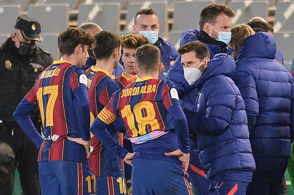 El Barcelona busca la Supercopa ante el Athletic con la duda de Messi
