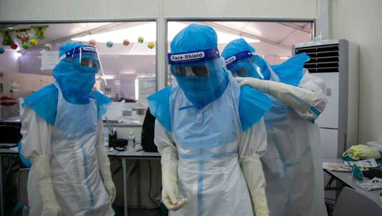 El sistema inmunológico humano responde a la infección produciendo anticuerpos que pueden neutralizar específicamente el agente infeccioso. (Foto Prensa Libre: AFP)