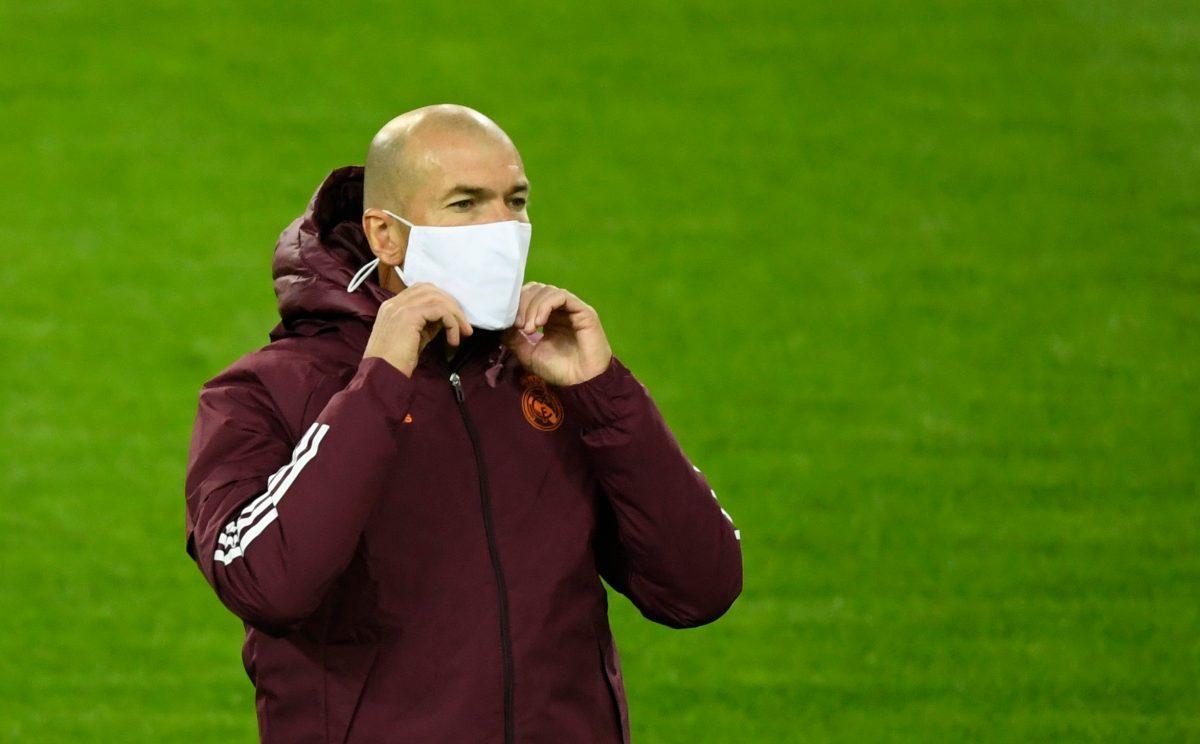 """Zinedine Zidane tiene coronavirus: """"se encuentra bien"""", asegura el Real Madrid"""