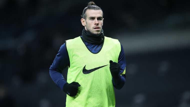 Gareth Bale está siendo cuestionado en el Tottenham. (Foto Prensa Libre: AFP)