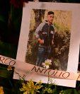 En Comitancillo, San Marcos, familiares de las víctimas de la masacre de Tamaulipas aún esperan los cuerpos de sus seres queridos. (Foto Prensa Libre. AFP)