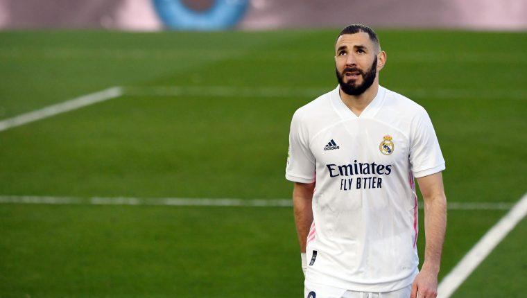 El Real Madrid tuvo un difícil inicio de año y ve como La Liga cada vez se le hace más complicada. (Foto Prensa Libre: AFP)