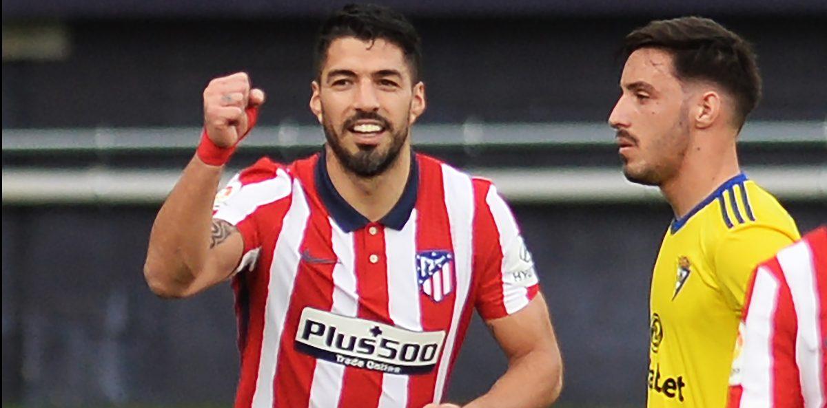 Luis Suárez pasa por su mejor momento y lidera la tabla de goleadores en la Liga española