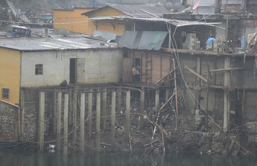 El inminente riesgo sobre el que viven los pobladores que regresaron a Campur y a Sesajal