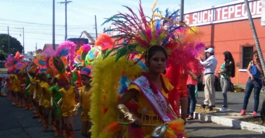 Suspenden el Carnaval de Mazatenango 2021 por la pandemia del covid-19