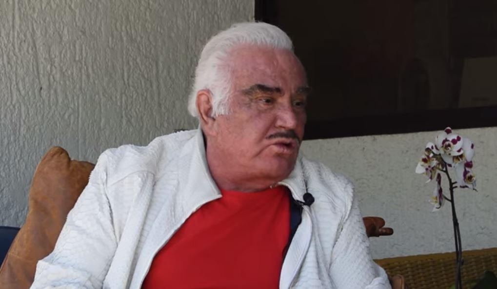 Vicente Fernández: esto respondió el cantante mexicano por los recientes señalamientos de acoso