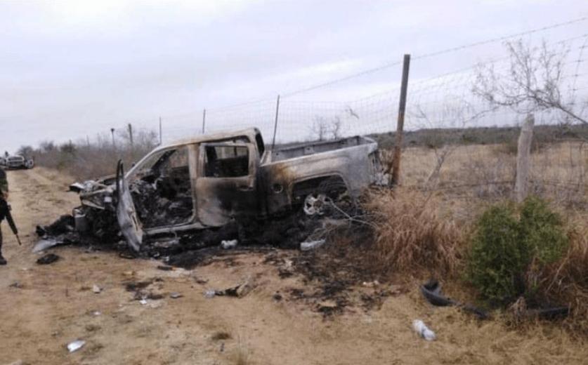 """Masacre en México: """"Lo único que puede demostrar la identidad de estas personas es el ADN"""", dicen autoridades de Tamaulipas"""