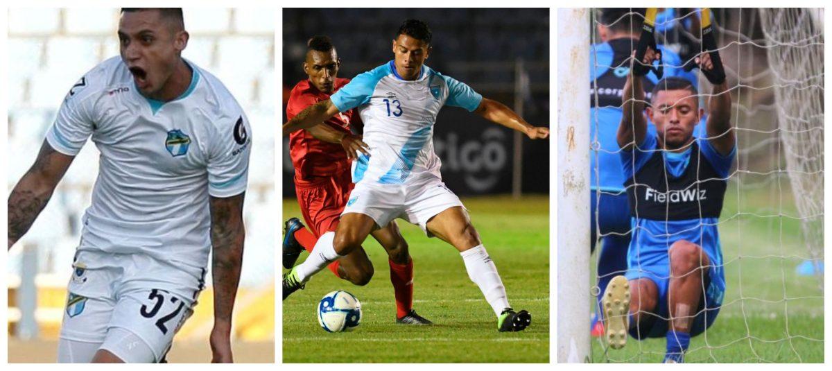 Comisión de la Federación de Futbol de Guatemala le reduce el castigo a Galindo, Mejía y Aparicio; de dos años ahora solo estarán suspendidos 90 días