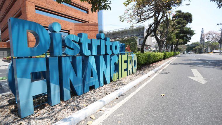 Las actividades financieras y de seguros atrajeron capitales por US$272 millones en Guatemala durante 2020. (Foto Prensa Libre: Hemeroteca)