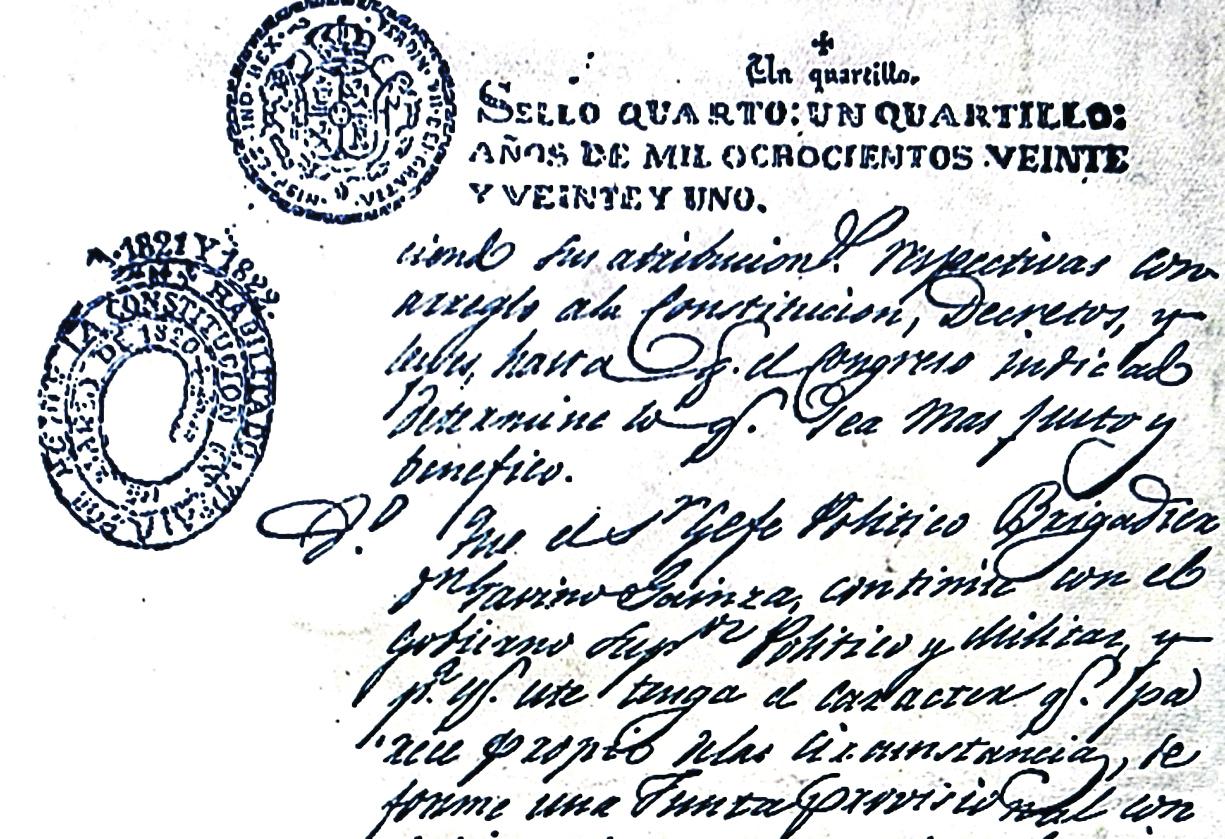 Importancia de la conmemoración del bicentenario de Independencia