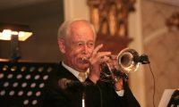 Porter obtuvo su primera trompeta a los 13 años. (Foto Prensa Libre: Cortesía Familia Porter)