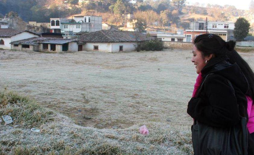 Guatemala se encuentra bajo los efectos de un nuevo frente frío por lo que piden tomar precauciones