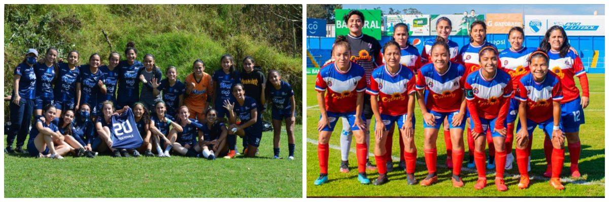La Liga Femenina coronará a sus nuevas campeonas este domingo en Mazatenango
