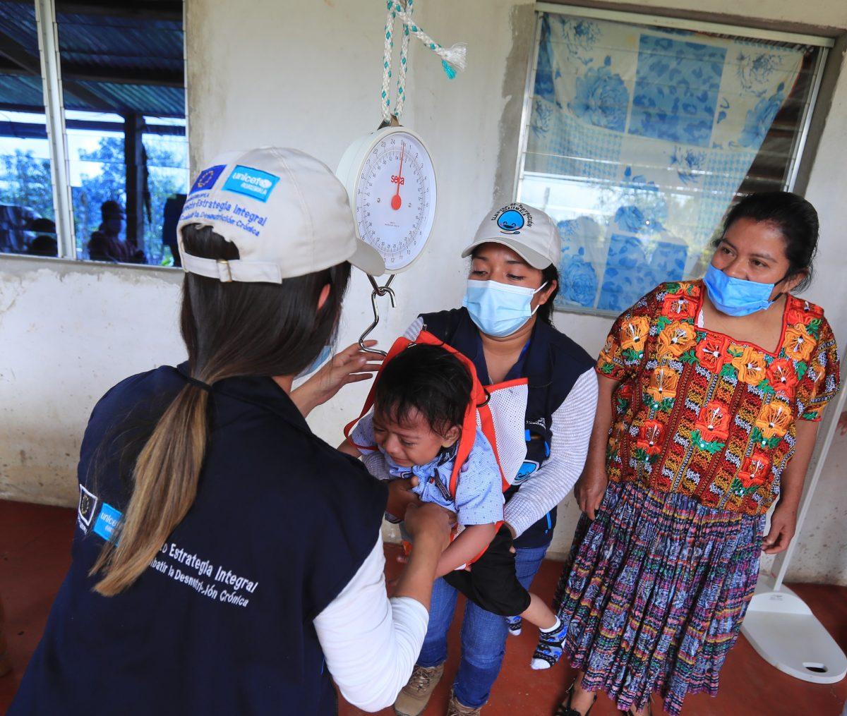 Desnutrición aguda: aumento de casos en 2021 sería mayor por la pandemia y las tormentas