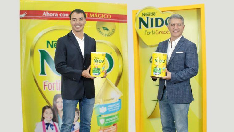 """Nido Forticrece lanza la promoción """"Nido Forticrece Premia sus Ganas de Aprender"""". Foto Prensa Libre: Cortesía"""