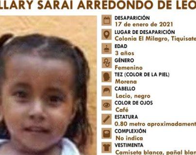 Hillary Sarai Arredondo de León.
