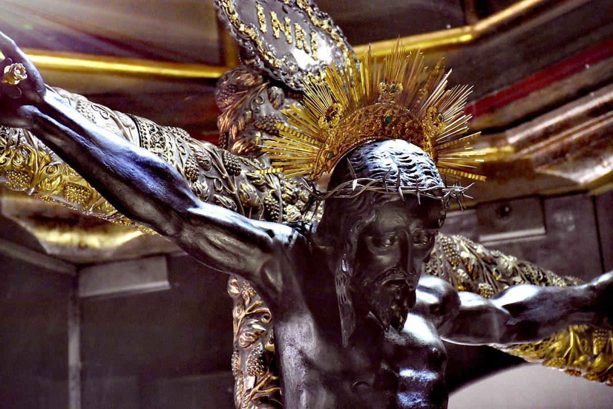 Fotogalería: La devoción al Cristo Negro de Esquipulas en un año con pandemia de coronavirus