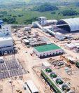 En el país hay instaladas varias generadoras de energía con carbón y otras que según la temporada  operan con biomasa de caña de azúcar o con carbón. (Foto, Prensa Libre: Hemeroteca PL).