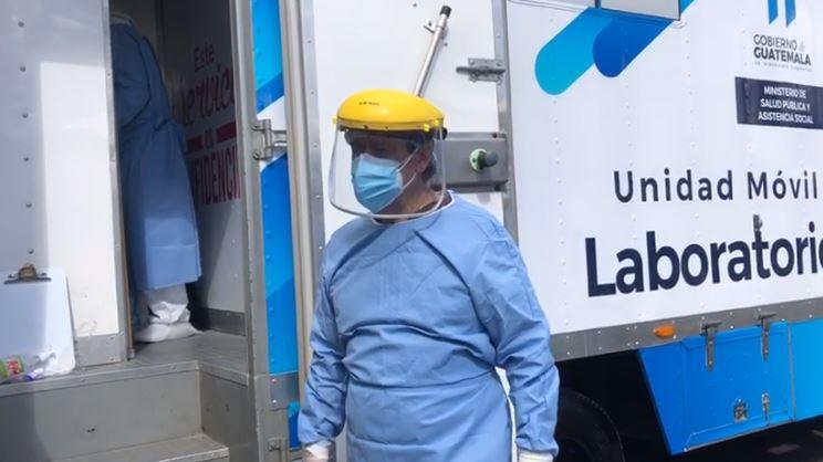 Los laboratorios móviles recorrerán los mercados de la ciudad de Guatemala. (Foto Prensa Libre: Andrea Domínguez)