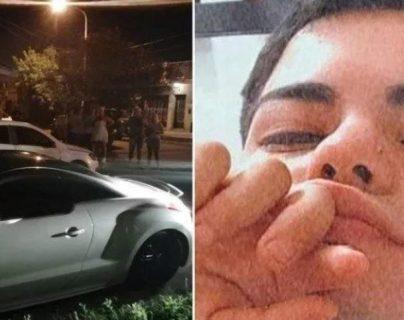 Se compró el auto de sus sueños y lo mataron para robárselo