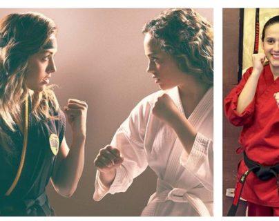 Cobra Kai: El protagonismo de las mujeres en la serie y la importancia de su participación en el Karate, según la Sensei guatemalteca María Schumann