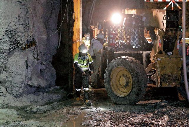 La suspensión de operaciones  de la mina El Escobal de Minera San Rafael, se emitió en julio del 2017. (Foto, Prensa Libre: Hemeroteca PL).