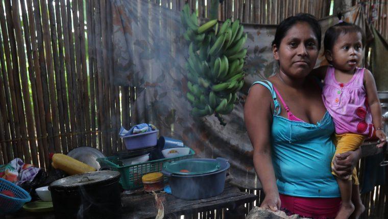 Los departamentos con mayores índices de desnutrición aguda son Escuintla, Retalhuleu, San Marcos, Izabal, Zacapa y Guatemala. (Foto Prensa Libre: Érick Ávila)