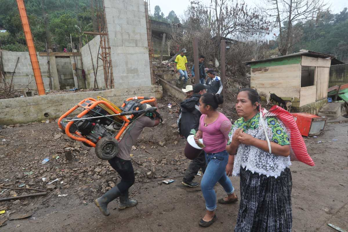 Eta e Iota: Cuántas casas serán construidas para los damnificados y cuánto costarán