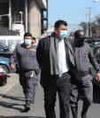 Juzgado de Mayor Riesgo D, se lleva el caso contra el exdiputado Estuardo Galdámez. (Foto Prensa Libre: HemerotecaPL)