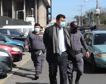 La Feci presenta acusación contra el exdiputado Estuardo Galdámez por el caso Asalto al Ministerio de Salud