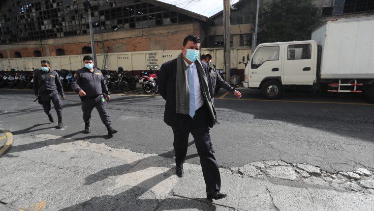 El exdiputado y excandidato presidencial, Estuardo Galdámez, fue ligado a proceso penal. (Foto: Hemeroteca PL)