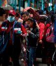 MSPAS pide a la población denunciar casos de posibles estafas relacionadas a la vacuna contra el covid-19. (Foto Prensa Libre: Hemeroteca)