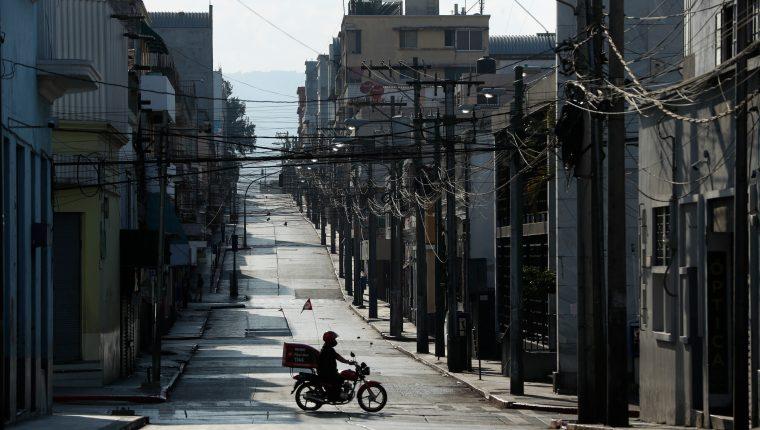 Guatemala estuvo varios meses bajo un toque de queda para prevenir contagios de coronavirus. (Foto: Hemeroteca PL)