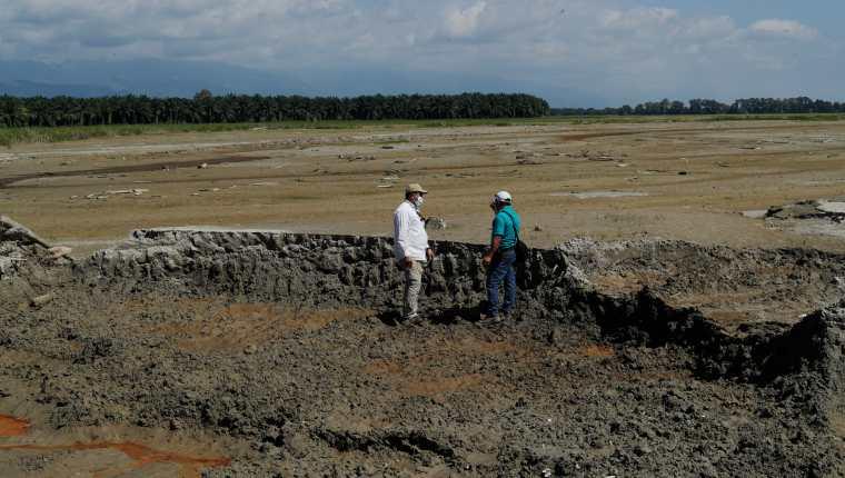 En noviembre de 2020, más de 144 mil personas se vieron afectadas por las tormentas, entre ellos, productores de arroz. (Foto Prensa Libre: Esbin García)