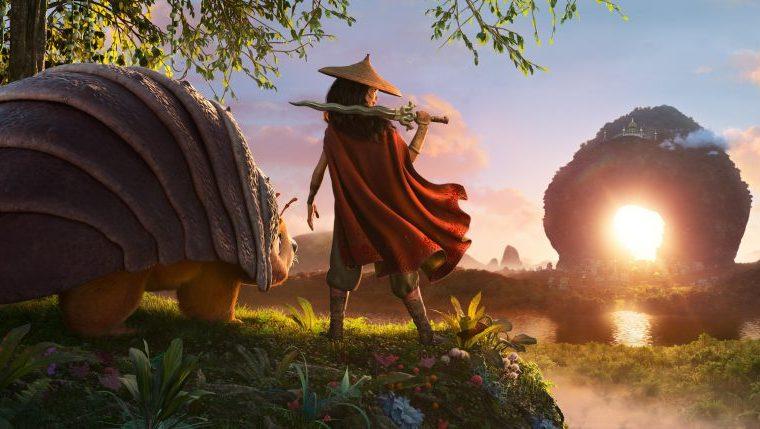 La película Raya y el último dragón será uno de los eventos.