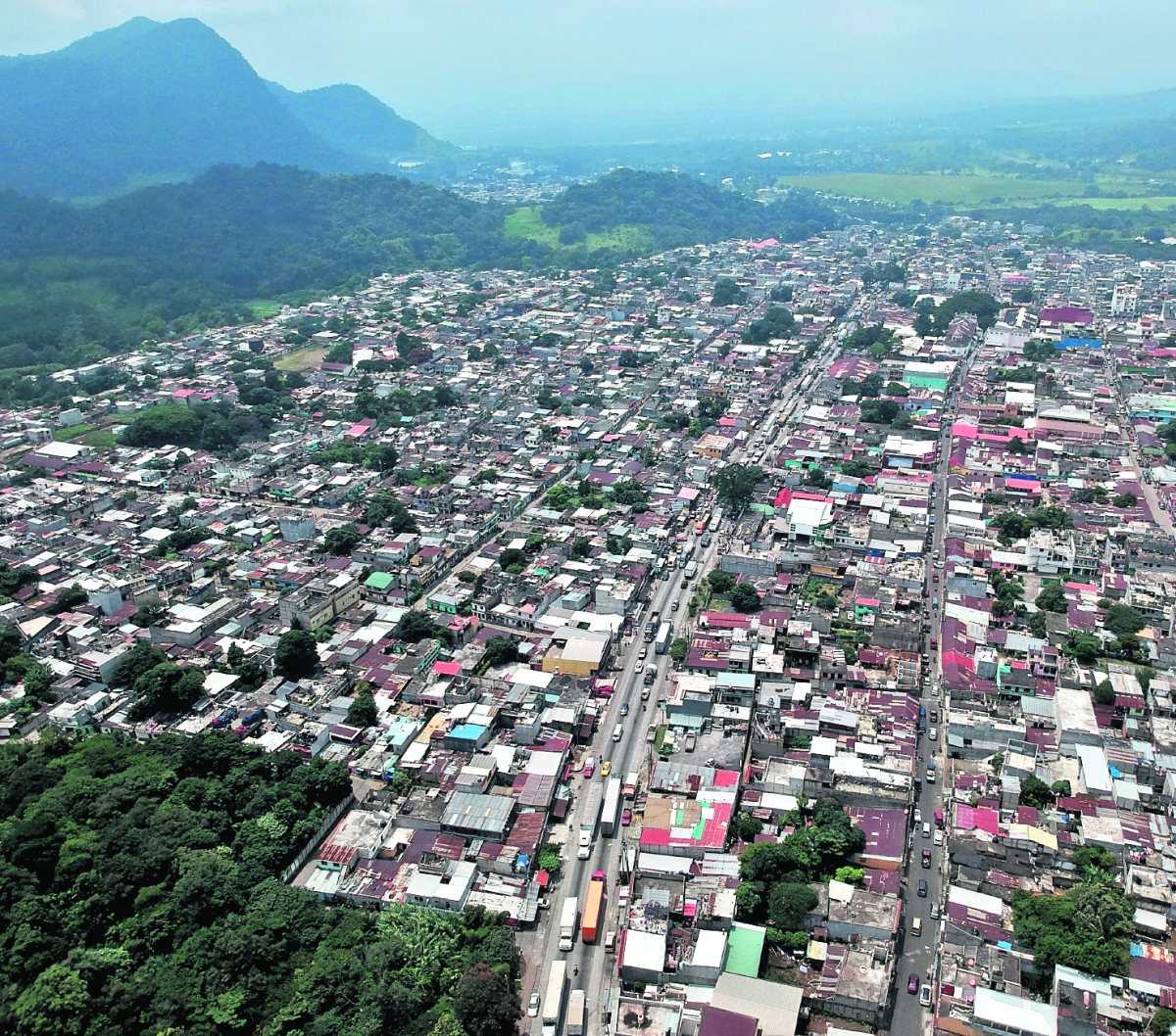 Varias empresas proyectan inversiones grandes este año en los municipios del sur del departamento de Guatemala y del país.