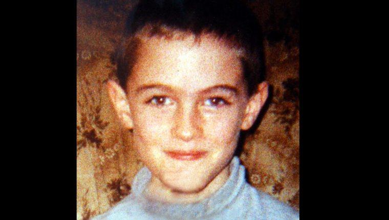 Jonathan, quien desapareció desde el 7 de abril de 2004, fue encontrado muerto el 19 de mayo de 2004. (Foto Prensa Libre: AFP)