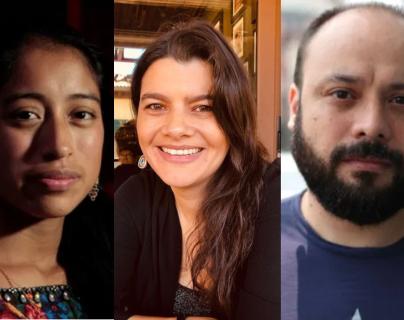 Guatemaltecos reciben Orden de las Artes y las Letras del gobierno de Francia