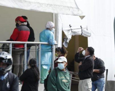 Guatemala registra 40 fallecidos por coronavirus en los últimos días y 783 casos nuevos en 24 horas