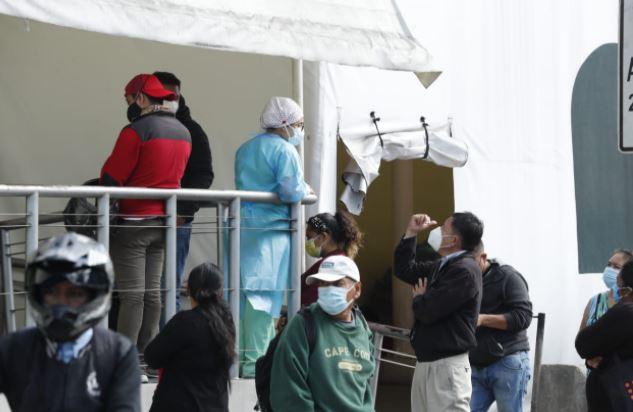 En Guatemala continúan registrándose casos de coronavirus. (Foto Prensa Libre: Esbin García)