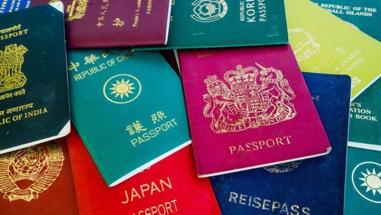 Algunos países tienen los pasaportes más poderosos. (Foto Prensa Libre: Tomada de Infobae)
