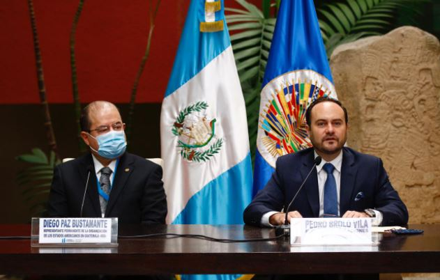 Invocación de la Carta Democrática: canciller Pedro Brolo destaca estos puntos al referirse al informe de la OEA