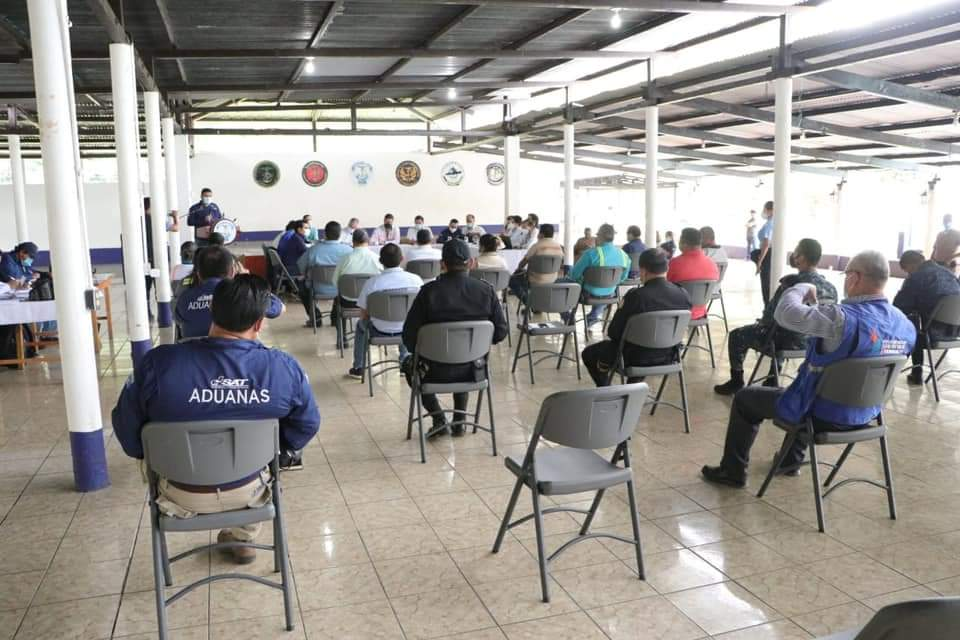 Gestores aduanales levantan paro de labores en portuaria Santo Tomás y Puerto Barrios