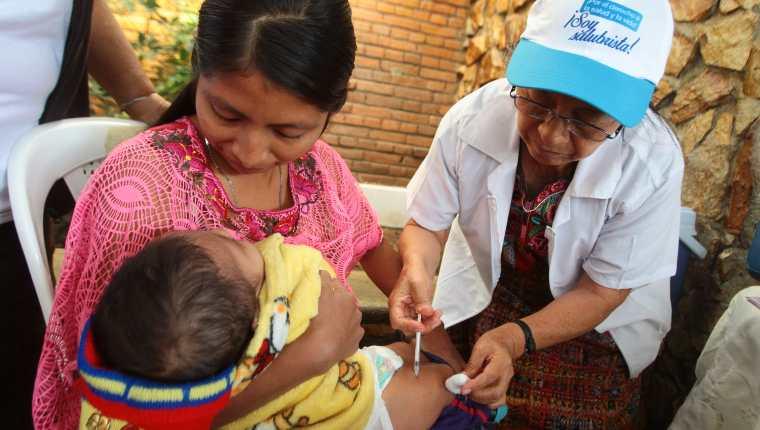 Programa de vacunación infantil