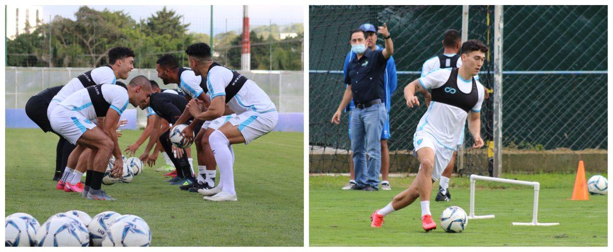 """Amarini Villatoro: """"Hay algunos jugadores que aún no se la creen y estos partidos serán decisivos para que sigan en la Selección"""""""