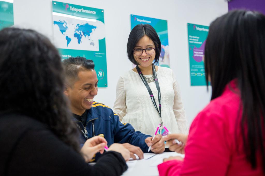 Teleperformance: el contact center en Guatemala que busca crear 500 plazas en un año