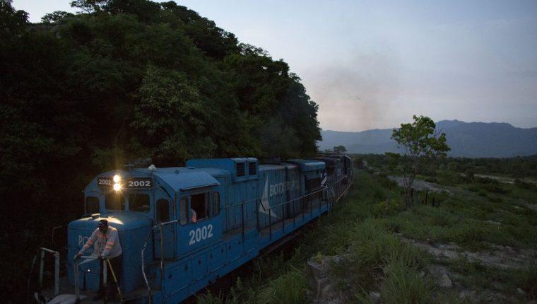 Con US$466 mil se financiarán los estudios prefactibilidad para el proyecto ferroviario de carga en Guatemala