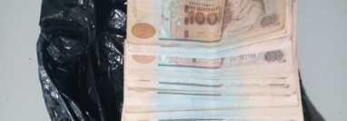 Dinero secuestro Guatemala